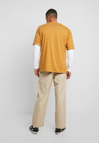 Carhartt WIP - PANT DUNMORE - Chinos - wall rinsed - 2