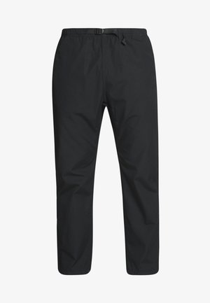 CLOVER PANT LANE - Trousers - black rinsed