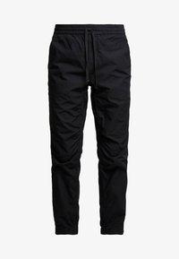 Carhartt WIP - COLEMAN PANTS - Trousers - black/wax - 5