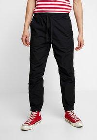 Carhartt WIP - COLEMAN PANTS - Trousers - black/wax - 0