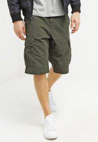 Carhartt WIP - COLUMBIA - Shorts - cypress rinsed - 3