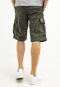 Carhartt WIP - COLUMBIA - Shorts - cypress rinsed - 2