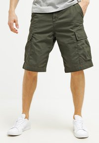 Carhartt WIP - COLUMBIA - Shorts - cypress rinsed - 0