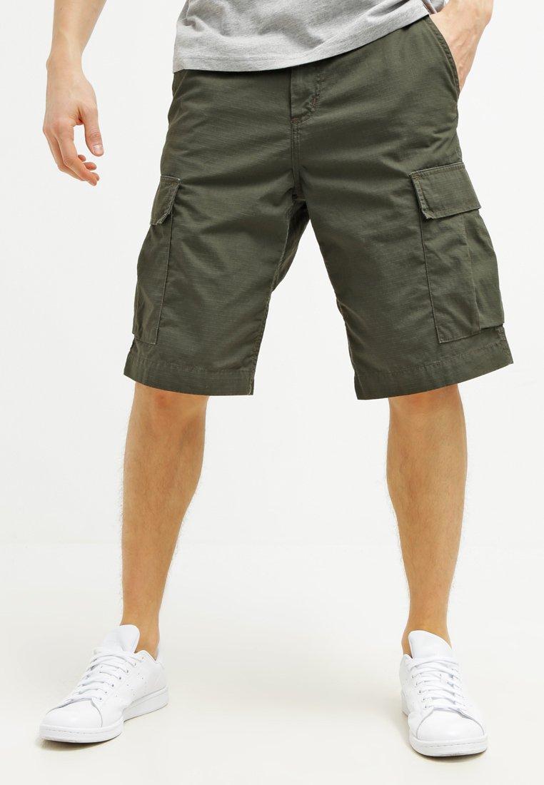 Carhartt WIP - COLUMBIA - Shorts - cypress rinsed