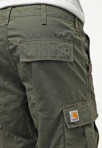 Carhartt WIP - COLUMBIA - Shorts - cypress rinsed - 5