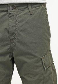 Carhartt WIP - COLUMBIA - Shorts - cypress rinsed - 4