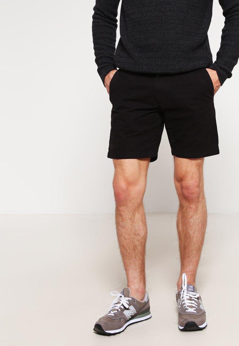 Carhartt WIP - JOHN MIDVALE  - Shorts - black