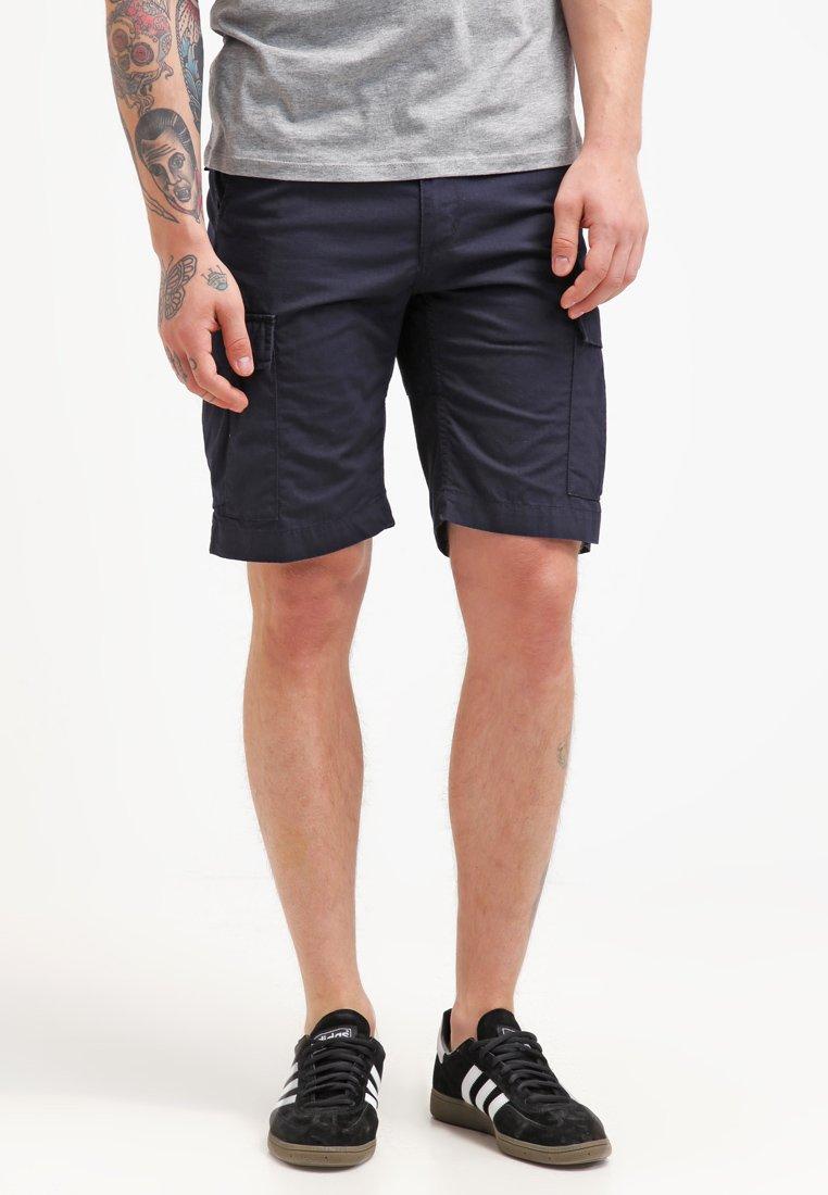 Carhartt WIP - AVIATION COLUMBIA - Shorts - dark navy