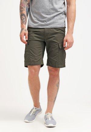 AVIATION COLUMBIA - Shorts - cypress rinsed