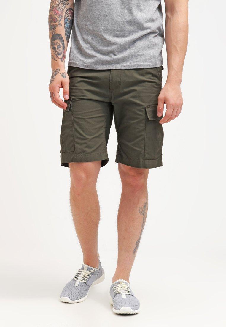 Carhartt WIP - AVIATION COLUMBIA - Shorts - cypress rinsed