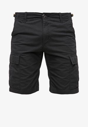 AVIATION COLUMBIA - Shorts - black