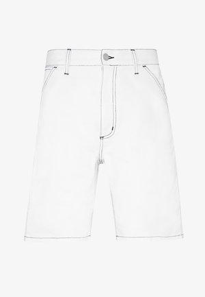 PENROD GRIFFITH - Shorts - white rigid