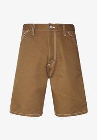 Carhartt WIP - PENROD GRIFFITH - Short - hamilton brown rigid - 4