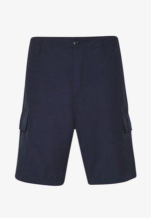 FIELD CARGO PASADENA - Shorts - dark navy rinsed