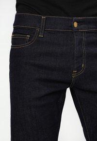 Carhartt WIP - REBEL PANT SPICER - Jean slim - blue one wash - 3