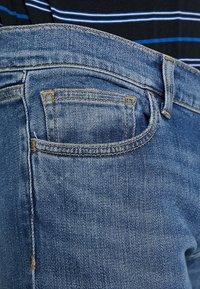 Carhartt WIP - REBEL PANT SPICER - Jeans Slim Fit - blue mid - 3
