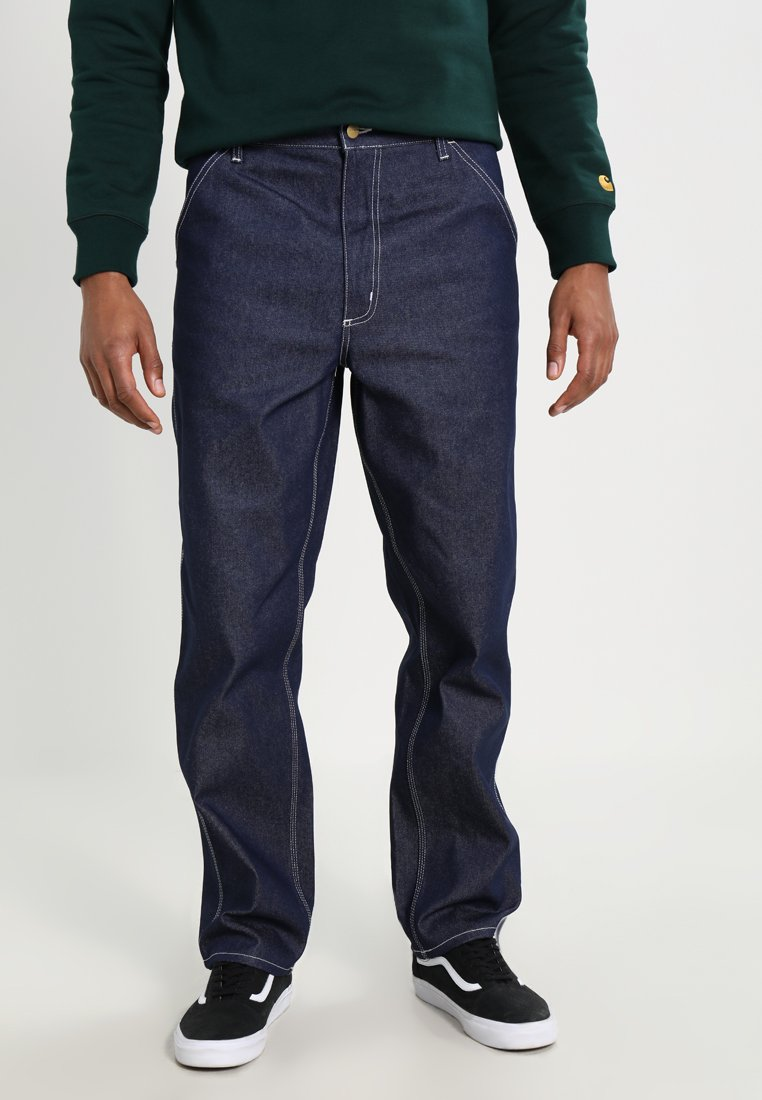 Carhartt WIP - SIMPLE PANT NORCO - Relaxed fit -farkut - blue rigid