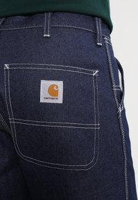 Carhartt WIP - SIMPLE PANT NORCO - Džíny Relaxed Fit - blue rigid - 4