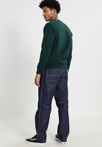 Carhartt WIP - SIMPLE PANT NORCO - Džíny Relaxed Fit - blue rigid - 2