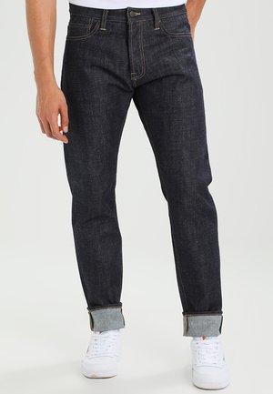KLONDIKE EDGEWOOD - Zúžené džíny - blue rigid