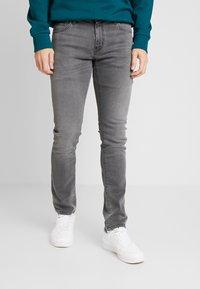 Carhartt WIP - REBEL PANT MARGATE - Jeans slim fit - black - 0