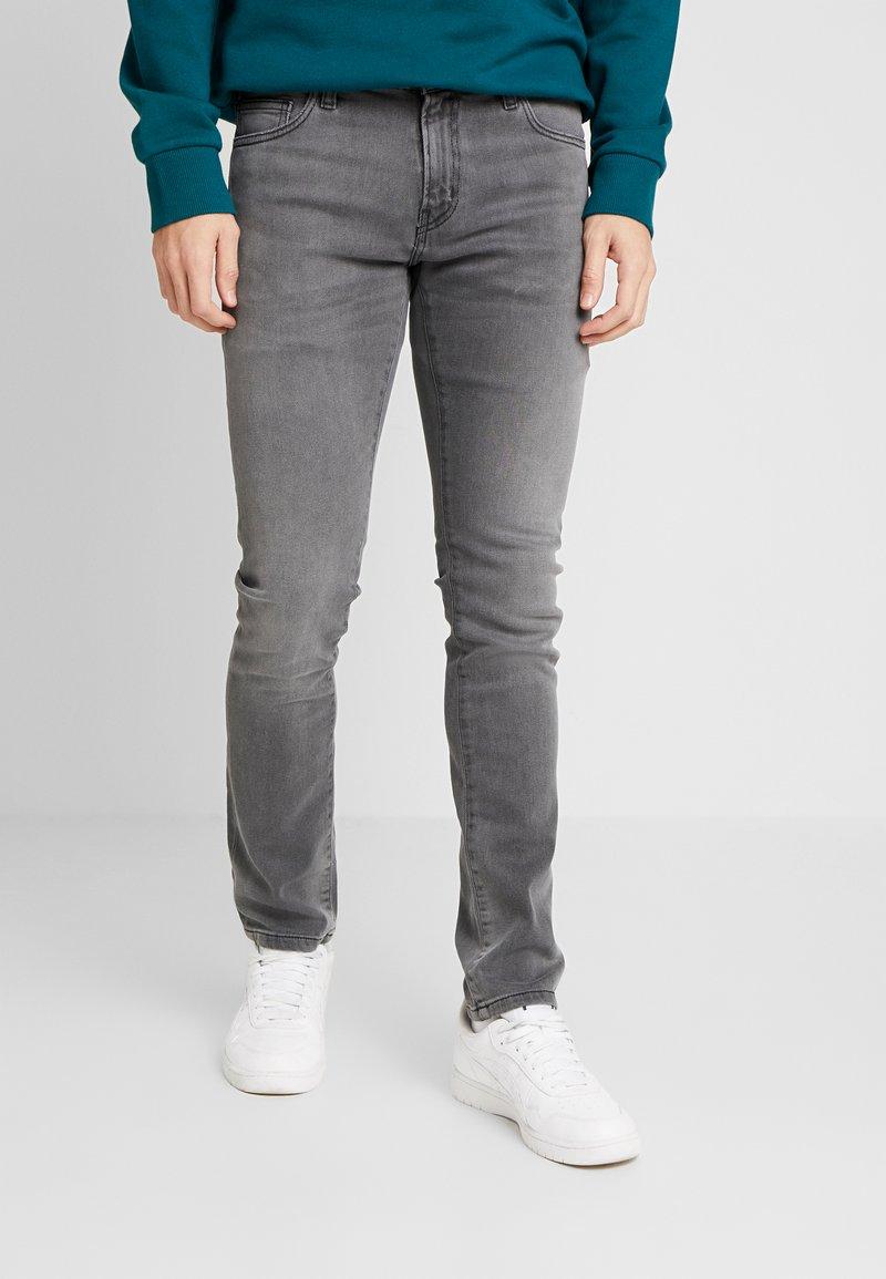 Carhartt WIP - REBEL PANT MARGATE - Jeans slim fit - black