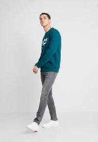 Carhartt WIP - REBEL PANT MARGATE - Jeans slim fit - black - 1
