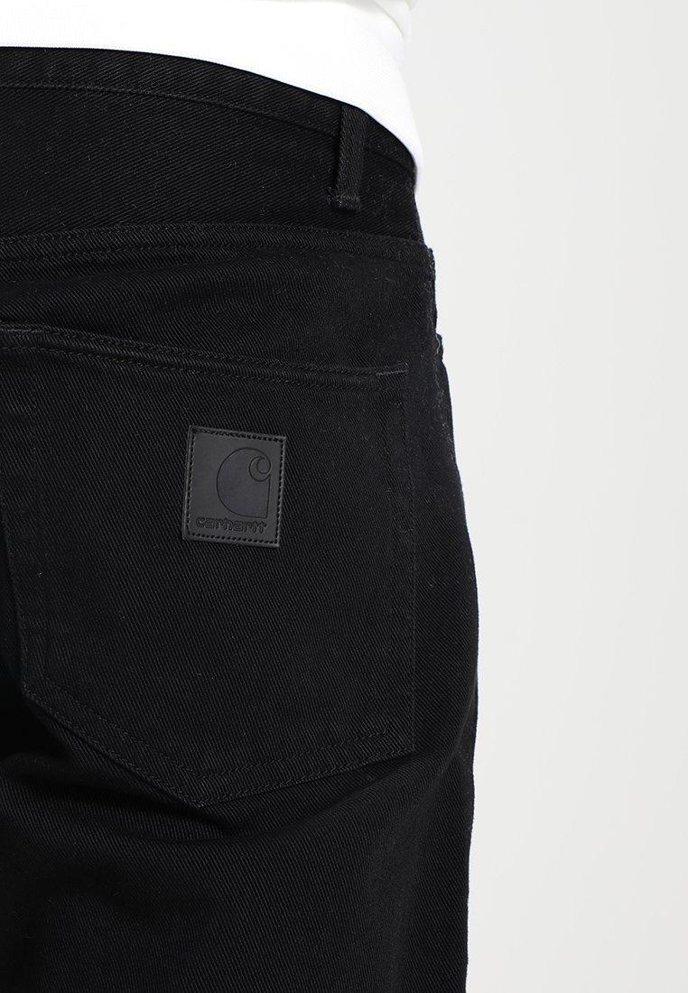 Carhartt Wip Klondike Pant Maitland - Straight Leg -farkut Black Rinsed
