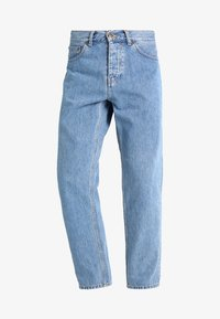 Carhartt WIP - NEWEL PANT MILTON - Relaxed fit jeans - blue stone bleached - 5