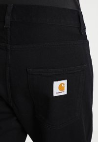 Carhartt WIP - NEWEL PANT MAITLAND - Relaxed fit jeans - black rinsed - 4
