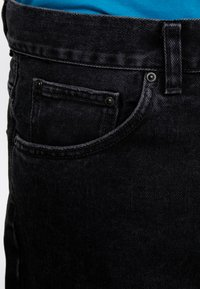 Carhartt WIP - NEWEL PANT MAITLAND - Jeans relaxed fit - black stone washed - 3