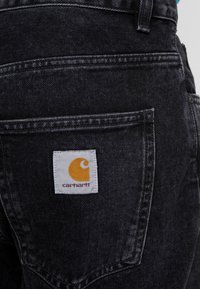 Carhartt WIP - NEWEL PANT MAITLAND - Jeans relaxed fit - black stone washed - 5