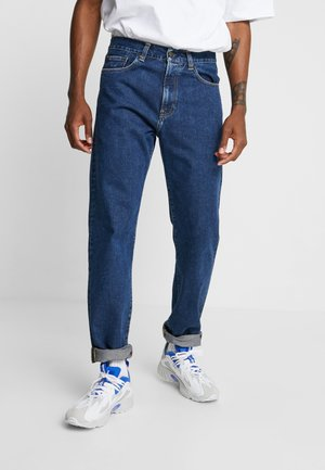 PONTIAC PANT MAITLAND - Jeans a sigaretta - blue stone washed