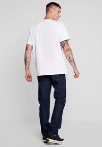 Carhartt WIP - PONTIAC PANT MAITLAND - Džíny Straight Fit - blue rinsed - 2