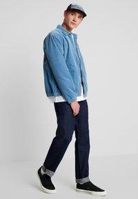Carhartt WIP - PONTIAC PANT MAITLAND - Džíny Straight Fit - blue rinsed - 1