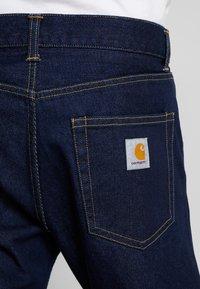 Carhartt WIP - PONTIAC PANT MAITLAND - Džíny Straight Fit - blue rinsed - 5