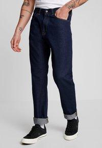 Carhartt WIP - PONTIAC PANT MAITLAND - Džíny Straight Fit - blue rinsed - 0