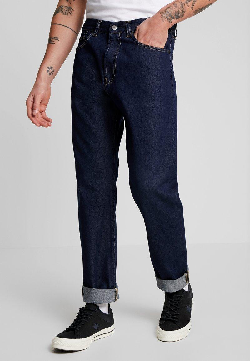 Carhartt WIP - PONTIAC PANT MAITLAND - Džíny Straight Fit - blue rinsed