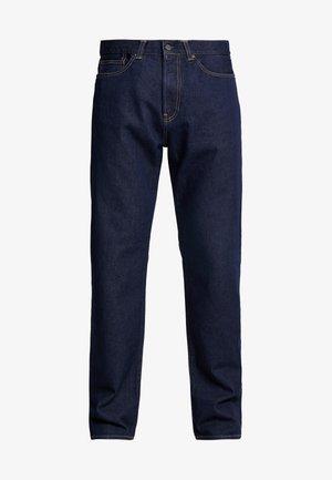 PONTIAC PANT MAITLAND - Straight leg -farkut - blue rinsed