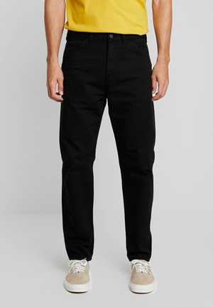 JACOB PANT - Jeans Relaxed Fit - black