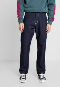 Carhartt WIP - PENROD PANT MAITLAND - Džíny Relaxed Fit - blue rinsed - 0