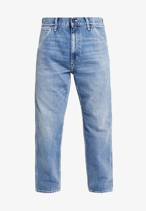 PENROD PANT MAITLAND - Jeans relaxed fit - blue worn bleached