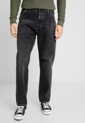 PENROD PANT MAITLAND - Relaxed fit jeans - black