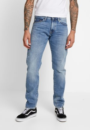 VICIOUS PANT MAITLAND - Jean slim - blue worn bleached