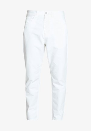 NEWEL PANT NEWCOMB - Jean boyfriend - off-white
