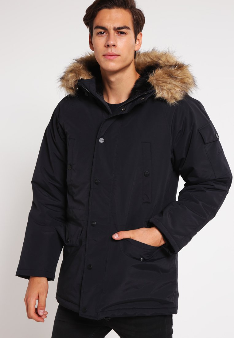 Carhartt WIP - ANCHORAGE  - Veste d'hiver - black