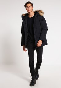 Carhartt WIP - ANCHORAGE  - Veste d'hiver - black - 1