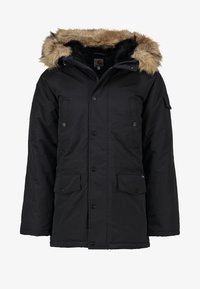Carhartt WIP - ANCHORAGE  - Veste d'hiver - black - 7