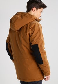 Carhartt WIP - TRAPPER  - Winterjas - hamilton brown/black - 3