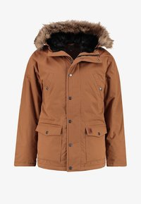 Carhartt WIP - TRAPPER  - Winterjas - hamilton brown/black - 6